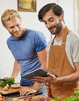 Ο βοηθός μαγειρέματος Thermomix TM6 από την Chef Renard