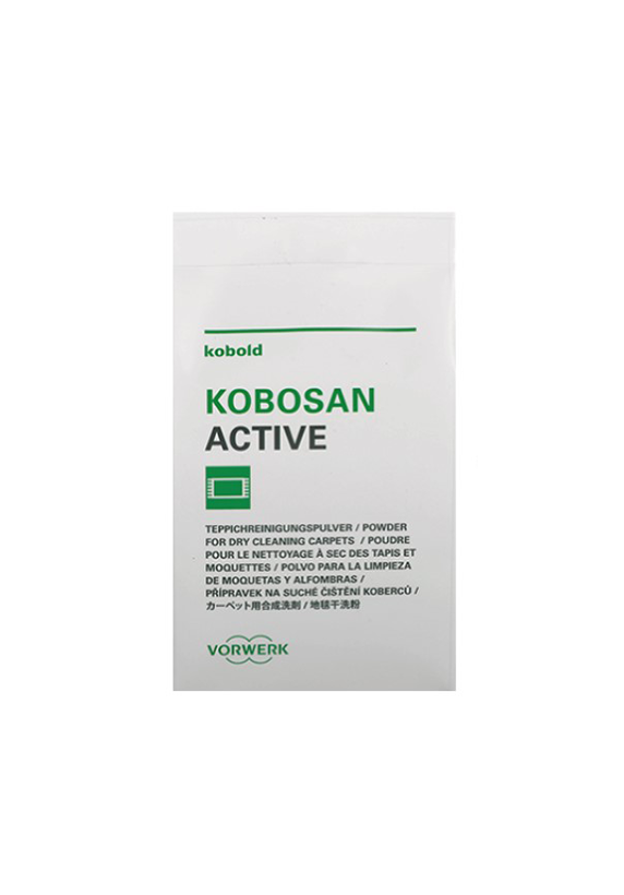 Σκόνη καθαρισμού χαλιών KS Kobosan Active (500gr)